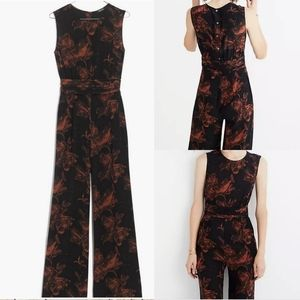 Madewell × No.6 Jumpsuit SILK Isabella Wide Legs